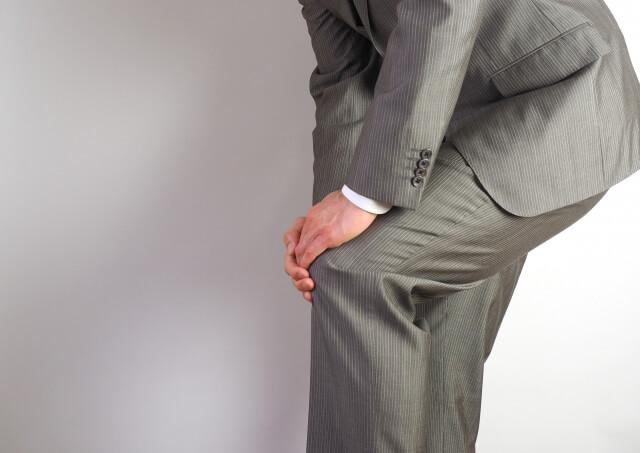 日常生活にも支障をきたすことのある膝の痛みの原因